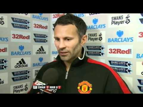 Ryan Giggs finally plays in Wales