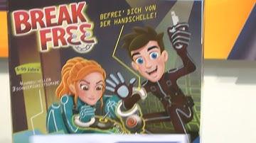 Spielwarenmesse 2018: Break Free (Ravensburger)