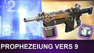 Destiny 2: Prophezeiung Vers 9 / Null-Desaster 9 (Deutsch/German)