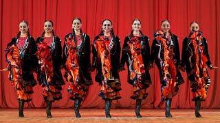 "Башкирский танец ""Семь красавиц"". Балет Игоря Моисеева."