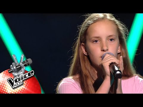 Lola - 'Sorry' | Blind Auditions | The Voice Kids | VTM