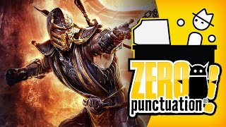 MORTAL KOMBAT (Zero Punctuation) (Video Game Video Review)