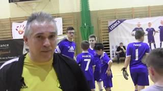 CZ4-V Charytatywny Turniej Gramy dla Beaty z Iskrą Kochlice-Legnica-III mecz-FA Legnica I