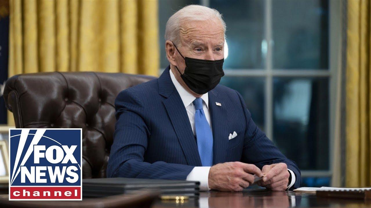 Biden to allow 25,000 asylum seekers into the US