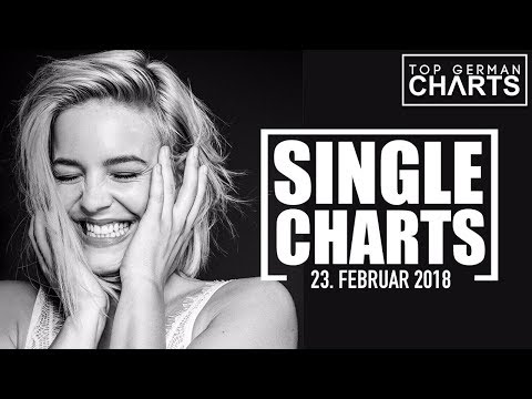 TOP 20 SINGLE CHARTS  - 23. FEBRUAR 2018