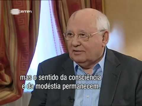Entrevista Gorbachev - 20 Anos do Fim da URSS