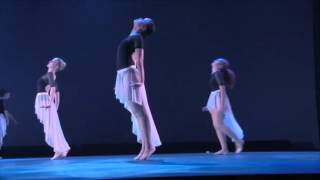Orchestrated Retrograde (Contemporary Ballet) - 2015 Susan Barnes Dance Recital, Evening Performance