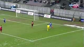 D1 Féminine : les buts de Guingamp - Lyon