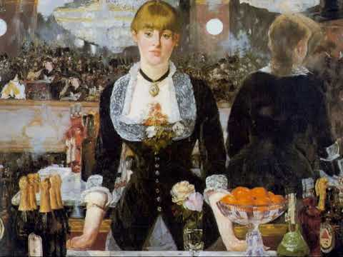 Edouard Manet painting