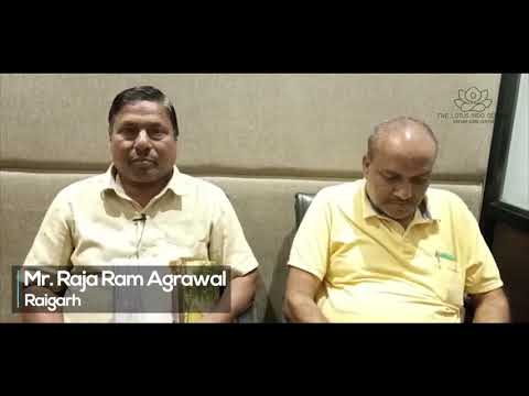 Mr.Raja ram agrawal-Raigarh, 3-Nights Detoxification Treatment at Five Lotus.