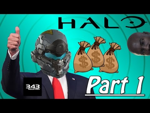 How 343i Can Improve the Halo Franchise & Make MORE Money! (1 of 2)