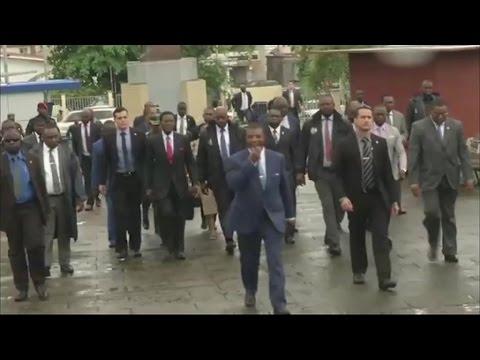 Guinée Equatoriale, Les autorités à l
