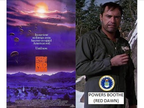 POWERS BOOTHE red dawn 1984