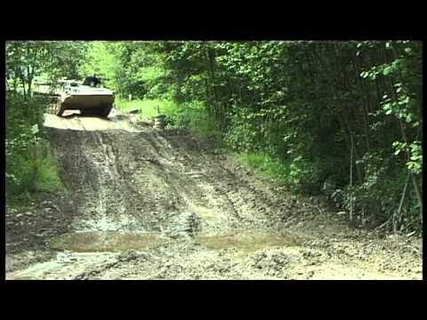 BMP-1 Fahrt im GMP Königsee 2011