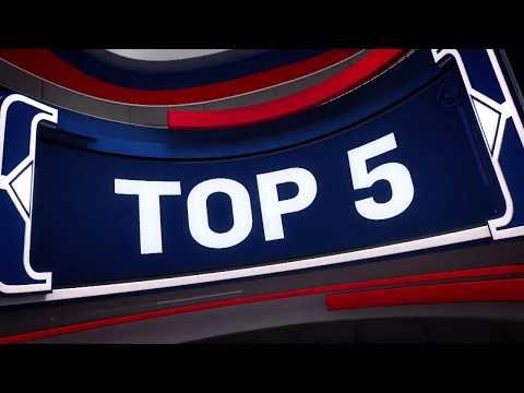 NBA Top 5 Plays of the Night   November 5, 2019