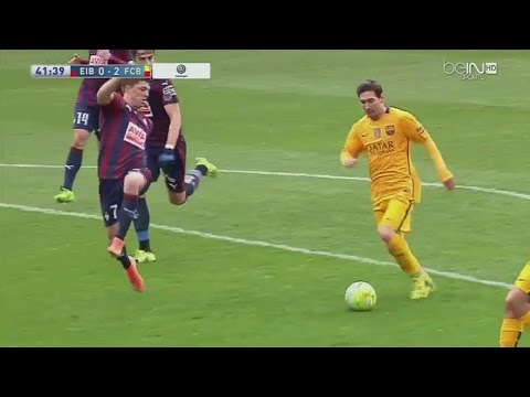 Lionel Messi Amazing Performance vs Eibar ● 6/3/2016 | HD