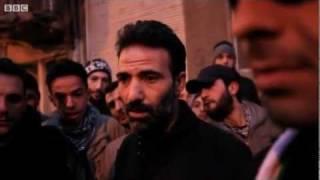 BBC News - Jeremy Bowen goes inside Syria