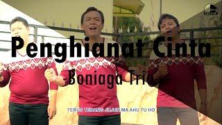 Boniaga Trio - Penghianat Cinta at Talenta Cafe [Lirik]
