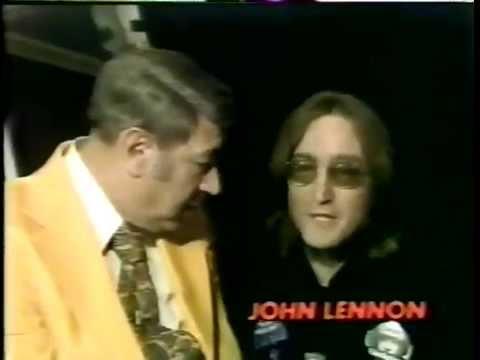 John Lennon on Monday Night Football in 1974 [11-20-95]