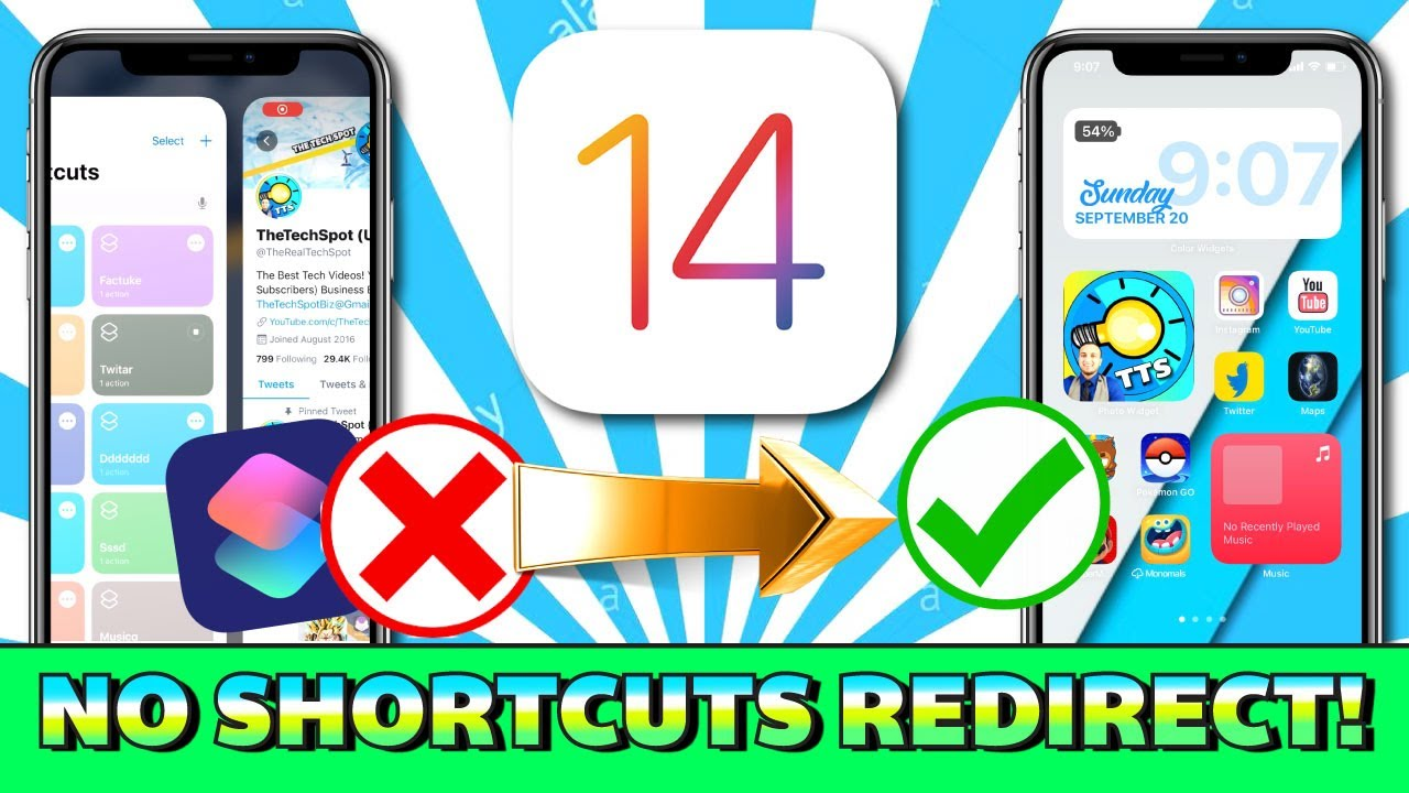 NEW iOS 21 Change App iCons NO SHORTCUTS REDIRECT Make Apps Open  FASTER iPhone and iPad