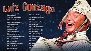 As Melhores Músicas Baião de LuizGonzaga - 30 Grandes Sucessos de LuizGonzaga