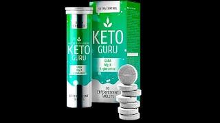 постер к видео KETO GURU для похудения  Отзывы реальные  Официальный сайт растворимых шипучих таблеток