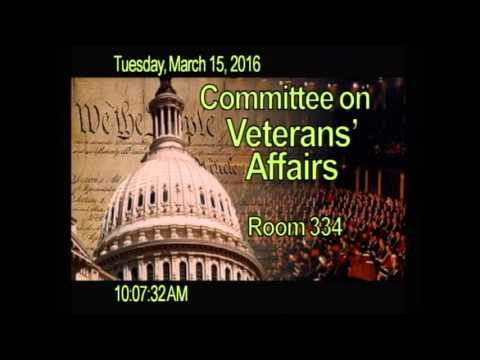 HVAC Hearing Examining VA's Gulf War Illness Disability Claims Process