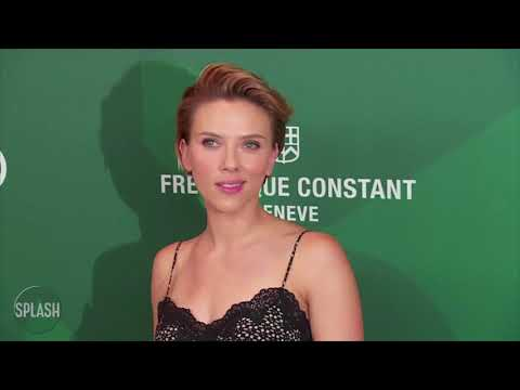 Scarlett Johansson accidentally flashed private parts on plane  | Daily Celebrity News | Splash TV