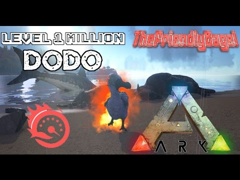 Ark Max Speed! | Level 1,000,000 Dodo