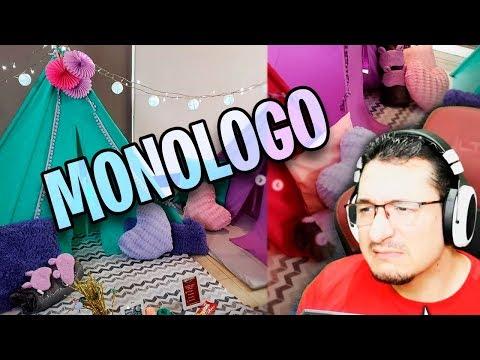 Monologo: La fiesta de mi hija   pastel , pañales y otros traumas ... #comedia #monologo