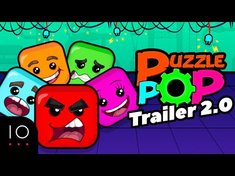 Puzzle Pop 2.0 - Video Game Release Trailer