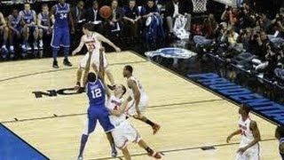 Top 45 College Basketball Buzzer Beaters/Game Winners of the 2016-2017 Season