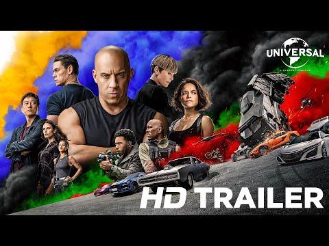 Velozes & Furiosos 9 – Trailer 2 Oficial (Universal Pictures) HD