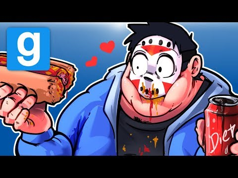 Gmod Ep. 70 PROP HUNT! - Resolution Goals Edition! (Garry\'s Mod Funny Moments)