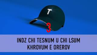 Tata Simonyan - Akh Yeraz e Im yare  #KARAOKE