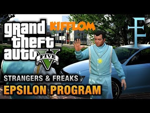 GTA 5 - Epsilon Mission 100% (The Truth) ($2.100.000,00) - KIFFLOM (PT-BR)