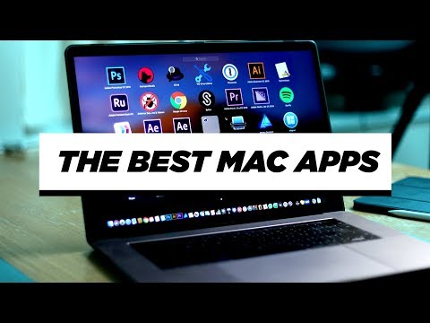 The BEST Mac Apps For DESIGNERS 💻