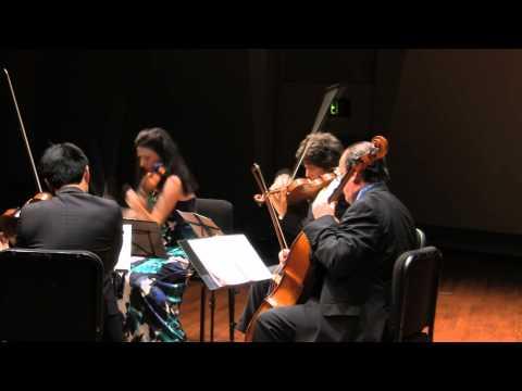 Adam Neiman: String Quartet