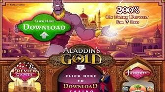 Aladdin's Gold Casino - Top USA Online Casino