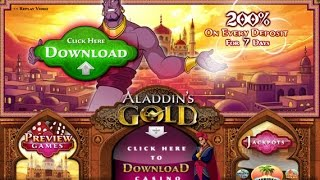 Aladdin's Gold Casino - Top USA Online Casino(Visit Aladdin's Gold Casino https://www.aladdinsgold-casino.com/ today and claim your welcome bonus! - Aladdin's Gold Is A Top USA Online Casino offering ..., 2015-08-23T17:40:25.000Z)