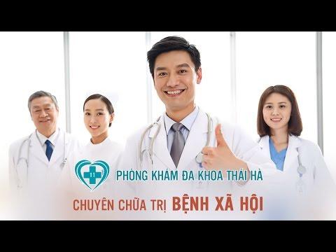 Phòng khám Thái Hà chuyên chữa trị Bệnh Xã Hội