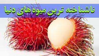 ده تا از نا شناخته ترین میوه های دنیا که احتملاً نمیشناختید