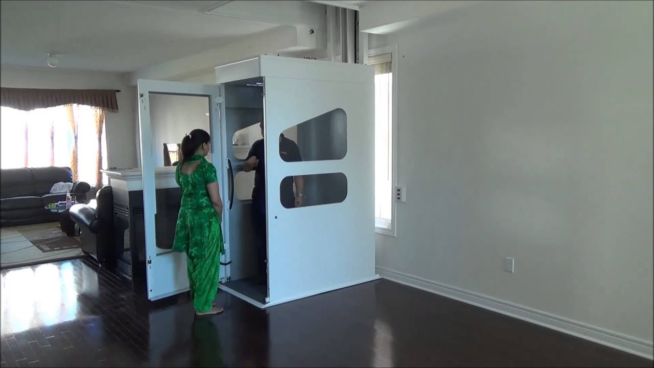 Wessex Home Lift  Home Elevator  YouTube