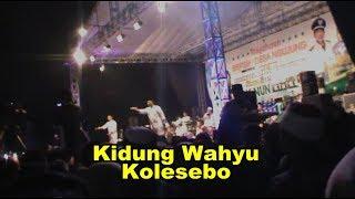 Gambar cover Kiai Kanjeng - Kidung Wahyu Kolosebo