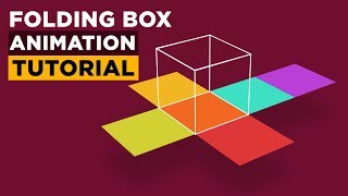 Box Klapp-Animation-Tutorial - After Effects Tutorial