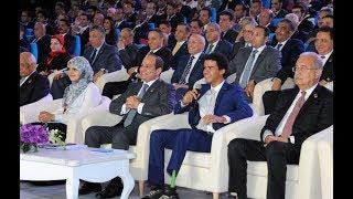 شاهد مزاح الرئيس مع الشعب المصري مش لازم الساحل وقت الانتخابات