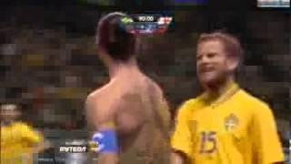 zlatan ibrahimovic amazing goal sweden vs england 4 2 hq