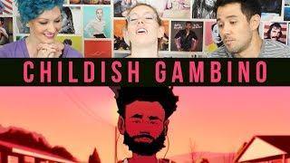 Childish Gambino - It Feels Like Summer - REACTION!