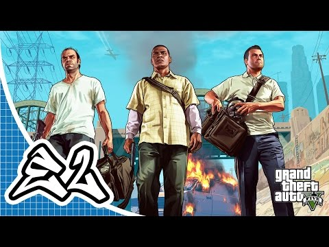 Grand Theft Auto V (PC) Livestream - Playing With The Crew!