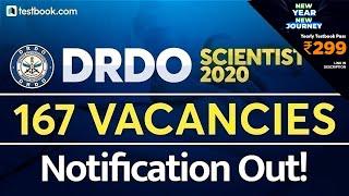 DRDO Scientist B Recruitment 2020 | DRDO RAC Scientist Vacancy, Eligibility & Important Dates